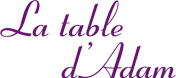 La Table d'Adam